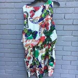 New York & Company Dresses - NWT Ny&C butterfly dress large